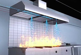 Kitchenhood-Wet-Chemical-Fire-Suppression